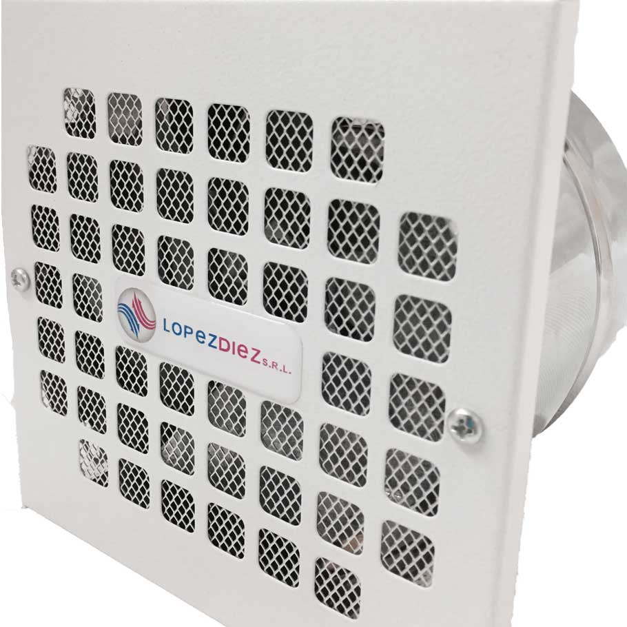 Extractores fabricante de extractores de aire industriales for Fabricantes de accesorios de bano
