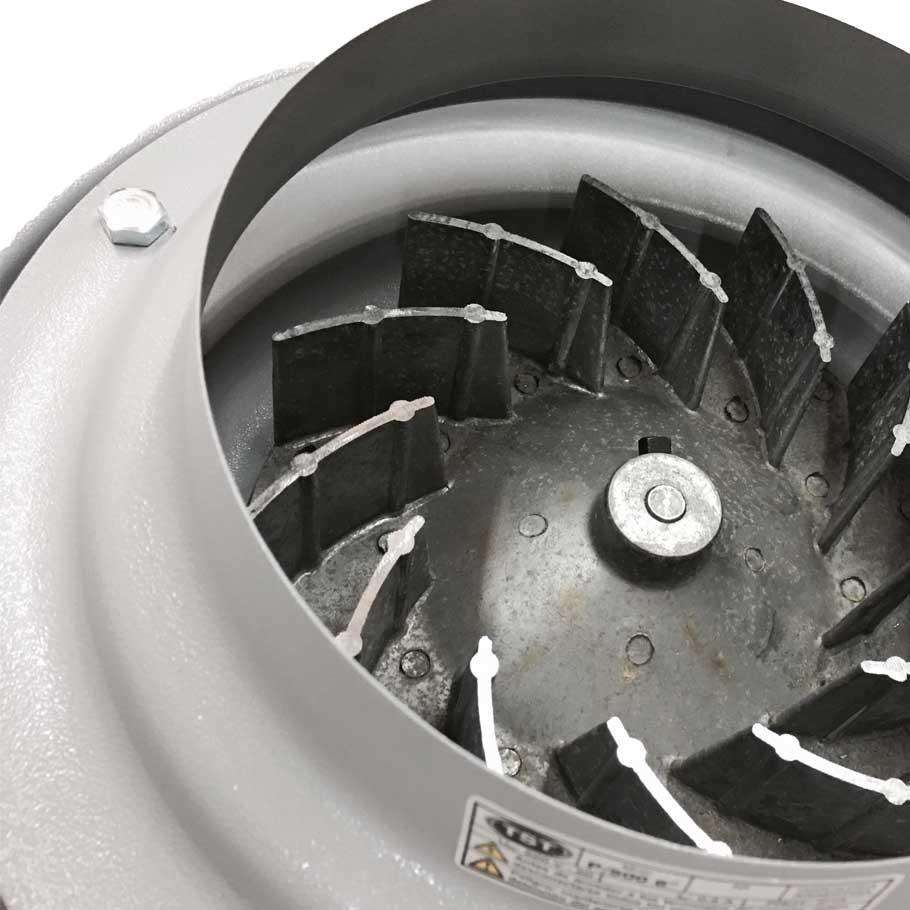 Extractores fabricante de extractores de aire industriales for Extractor de humo para cocina